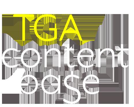 TGA Contentbase