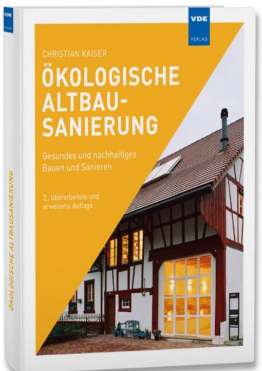 "Cover ""Ökologische Altbausanierung"""