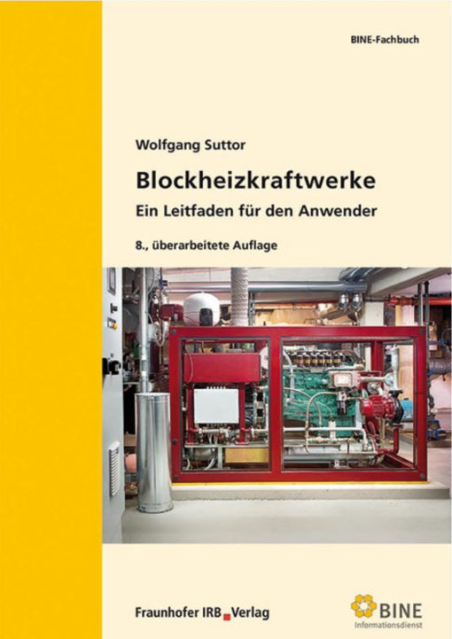 "Cover ""Blockheizkraftwerke"""