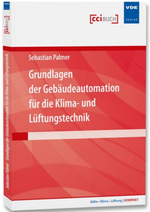 """Cover """"Grundlagen der Gebäudeautomation"""""""
