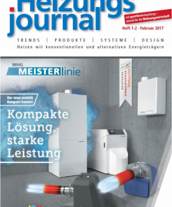 Cover HeizungsJournal 1-2/2017