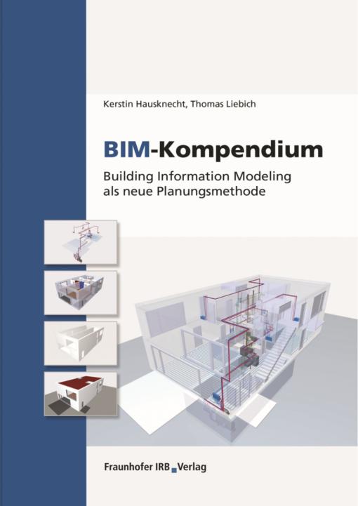 """Cover """"BIM-Kompendium"""""""