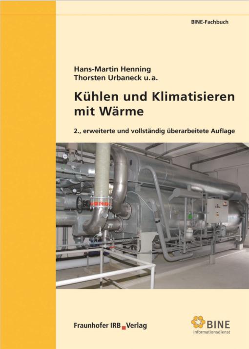 """Cover """"Kühlen und Klimatisieren mit Wärme"""""""