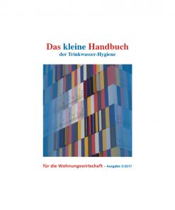 Cover Kleines Handbuch der Trinkwasserhygiene