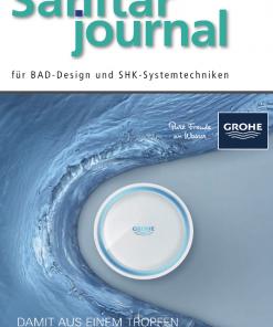 Cover SanitärJournal 3/2017