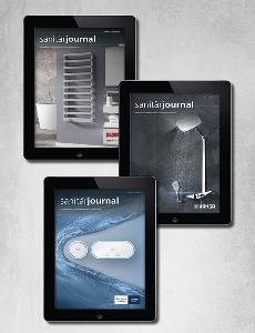 Key Visual SanitärJournal E-Paper-Abo