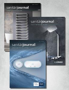 Key Visual SanitärJournal Print-Abo