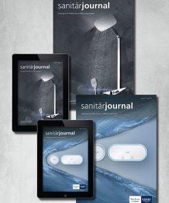 Key Visual SanitärJournal Kombi-Abo