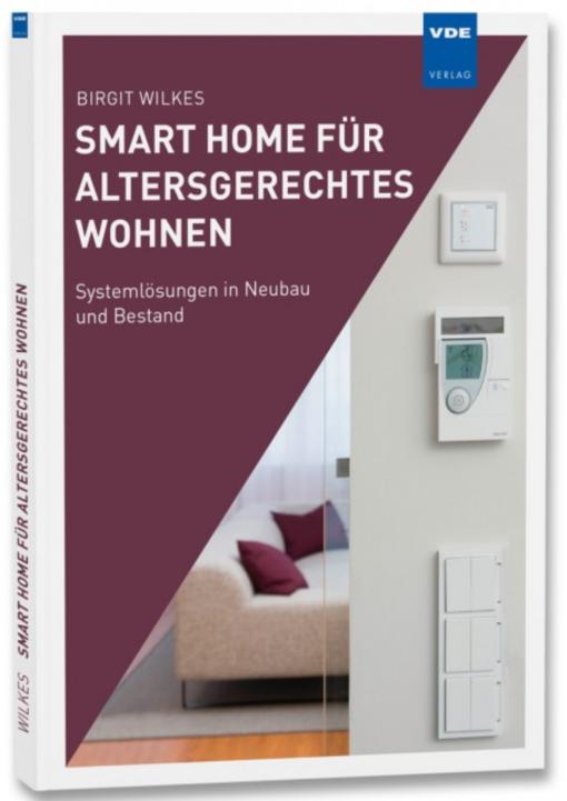 """Cover """"Smart Home für altersgerechtes Wohnen"""""""