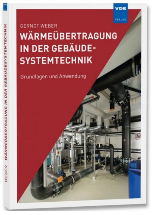 """Cover """"Wärmeübertragung in der Gebäudesystemtechnik"""""""