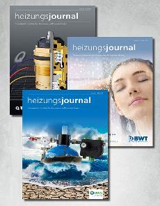 Key Visual HeizungsJournal Print-Abo