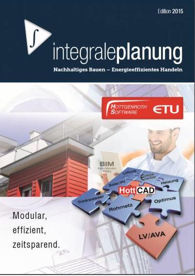 Cover Integrale Planung 2015