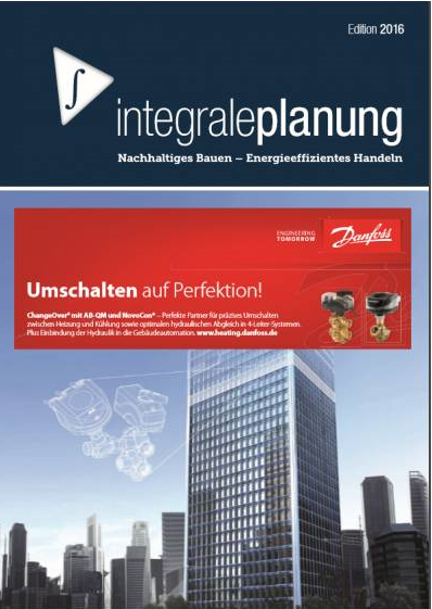 Cover Integrale Planung 2016