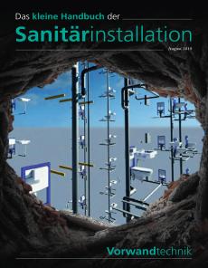 Das kleine Handbuch der Sanitärinstallation - Vorwandtechnik