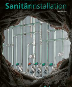 Das kleine Handbuch der Sanitärinstallation - Rohrsysteme