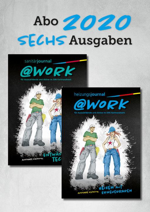 @work Abo 2020