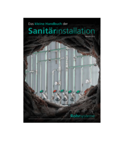 Cover Handbuch Rohrsysteme